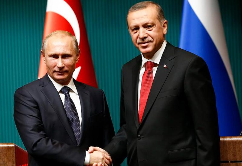 Эрдоган готов встретиться с Путиным