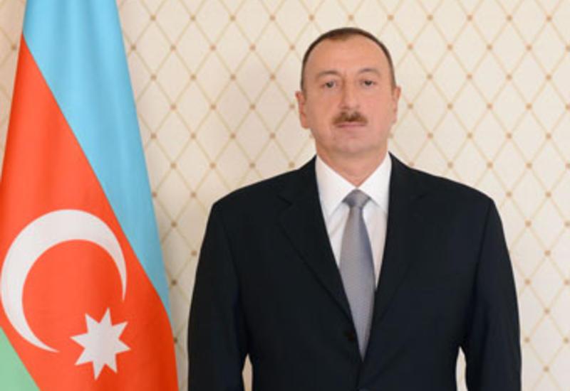 Президент Ильхам Алиев выразил соболезнования главе Турции