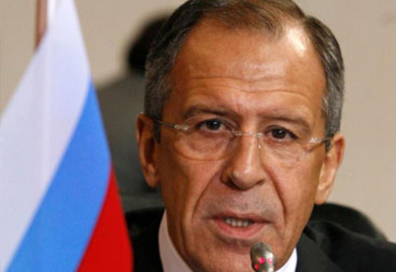 "Лавров: Су-24 сбили за бомбежки ""ИГ"""