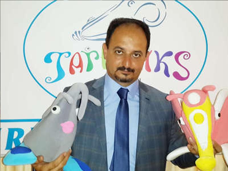 Азербайджанский художник снимает в Турции сериал для детей