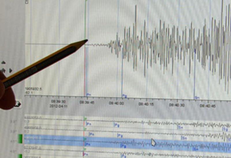 Сильное землетрясение в Турции