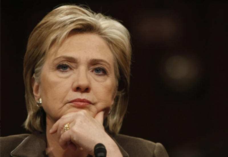 "Хиллари Клинтон встала за барную стойку <span class=""color_red"">- ВИДЕО</span>"