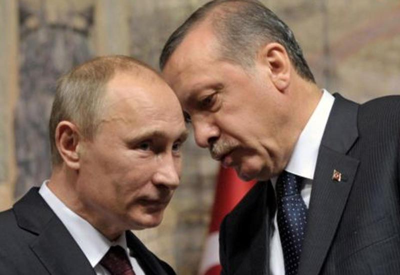 """Путин и Эрдоган успокоятся, как только поделят Сирию <span class=""""color_red"""">- МНЕНИЕ</span>"""