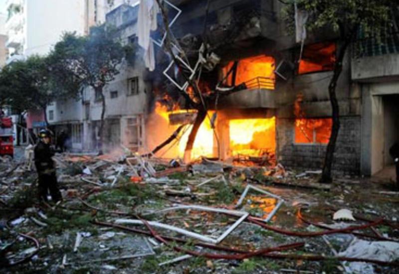 Взрыв в Сирии, есть погибшие