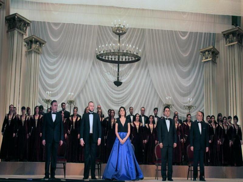 Театр оперы и балета открыл сезон шедевром