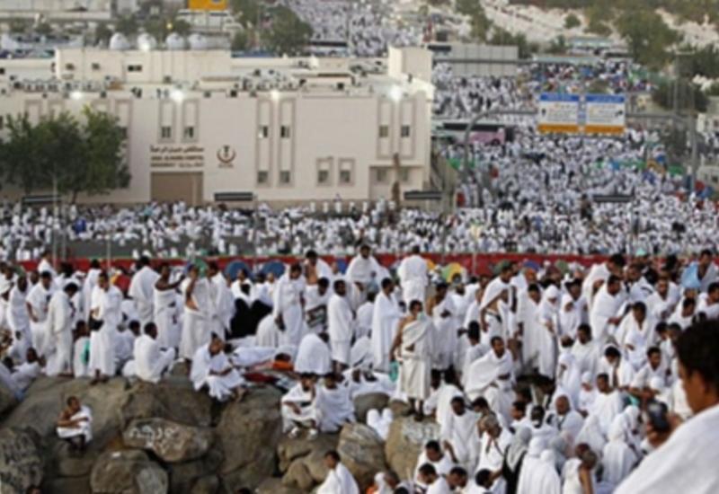 Хадж к святыням ислама проходит с минимальным участием паломников
