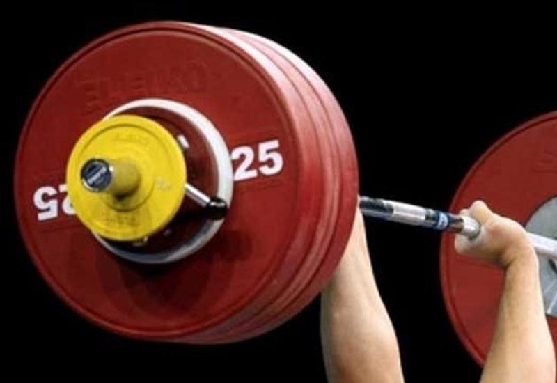 Азербайджан заявил 25 тяжелоатлетов на юношеское ЕВРО