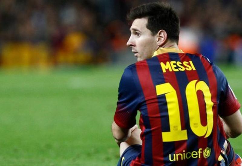 """Месси требует слишком многого от """"Барселоны"""""""