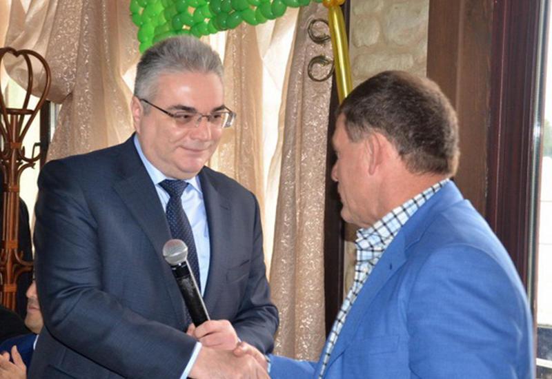 Человек, сплачивающий азербайджанскую диаспору в Украине