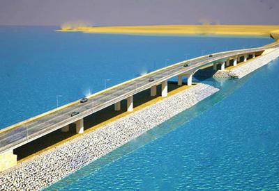 "Мост над морем превратился в долгострой <span class=""color_red""> – ПОДРОБНОСТИ – ФОТО</span>"