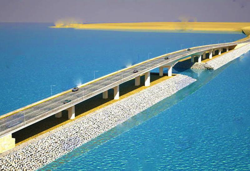 Мост над морем превратился в долгострой