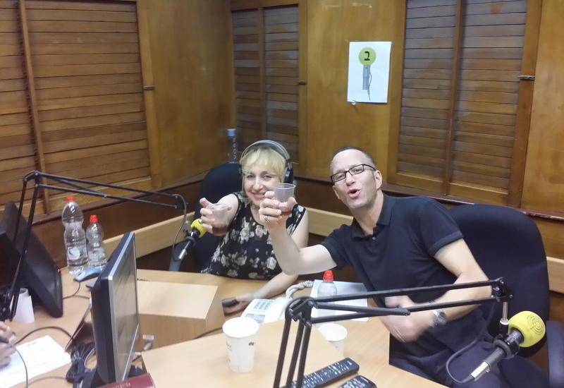 Израильские радиослушатели узнали все об Азербайджане