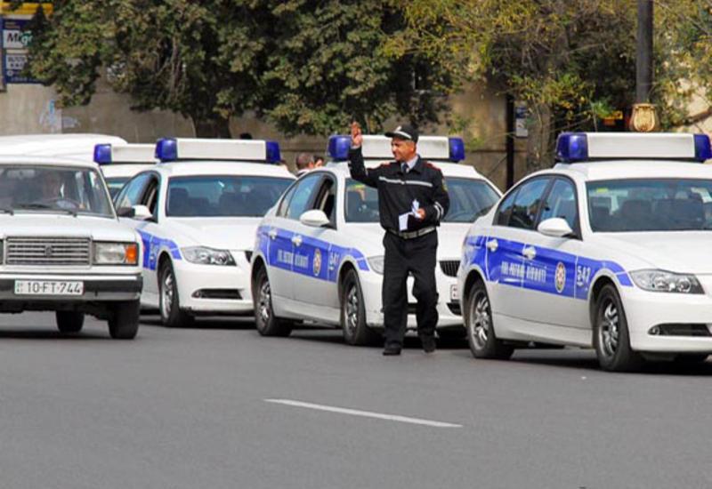 Новые штрафы для азербайджанских водителей