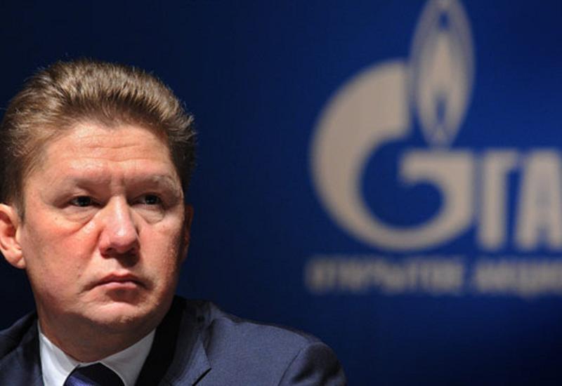 "Миллер переизбран на пост главы ""Газпрома"""