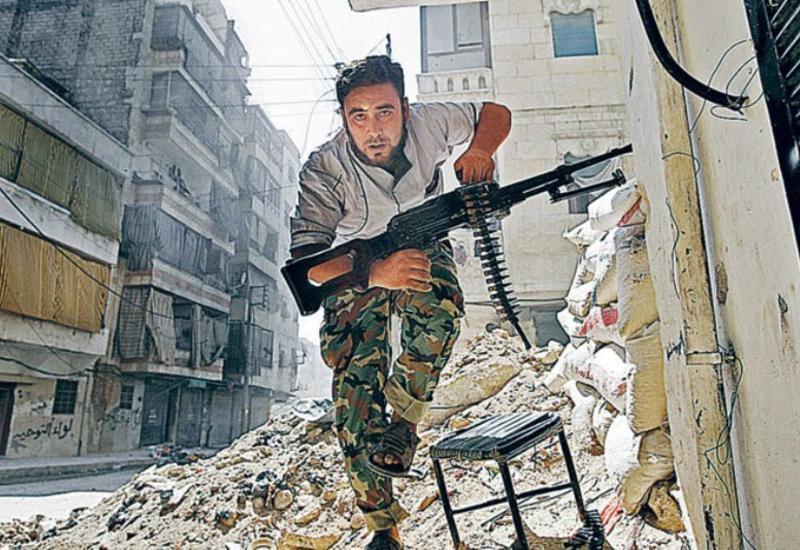 Пока в Сирии такое, Баку должен смотреть в оба