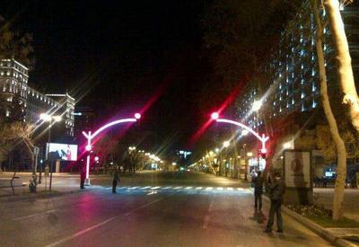 Светофоры в Баку будут работать по-другому