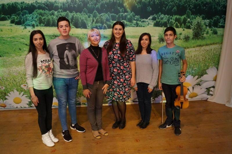 Азербайджанцы Липецка посетили дом-интернат для престарелых и инвалидов