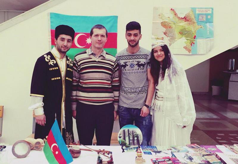 """Мой Азербайджан"" в Минске"