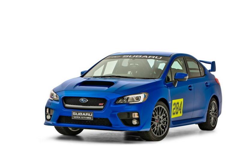 Доступный болид на базе Subaru STI построили в Австралии