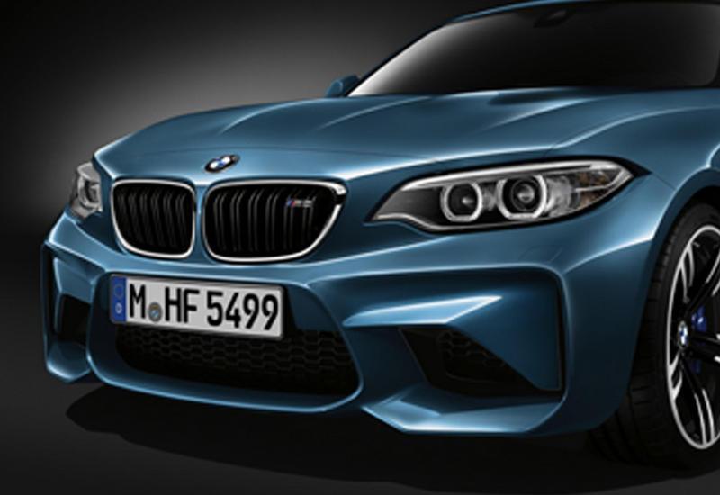 Эта модель от BMW представлена официально