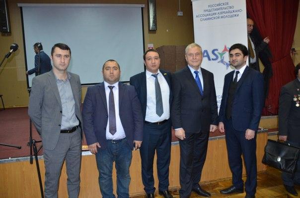 В московской гимназии подвели итог конкурса эссе «Архитектор современного Азербайджана Гейдар Алиев»