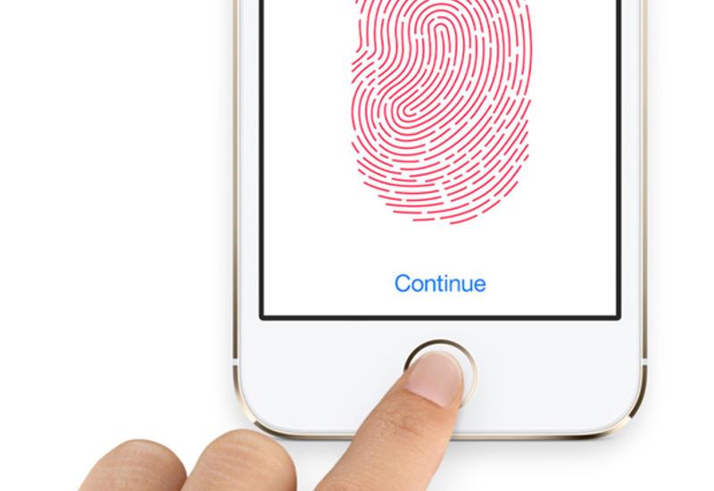 Apple запатентует дисплей со сканером отпечатков пальцев