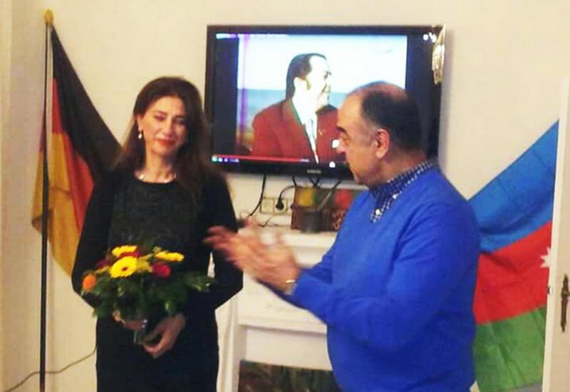 Вечер азербайджанской музыки и поэзии в Берлине