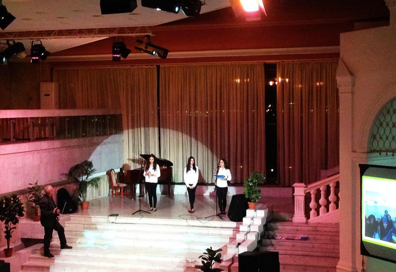 Азербайджанцы в Казани - викторины, концерты, презентации