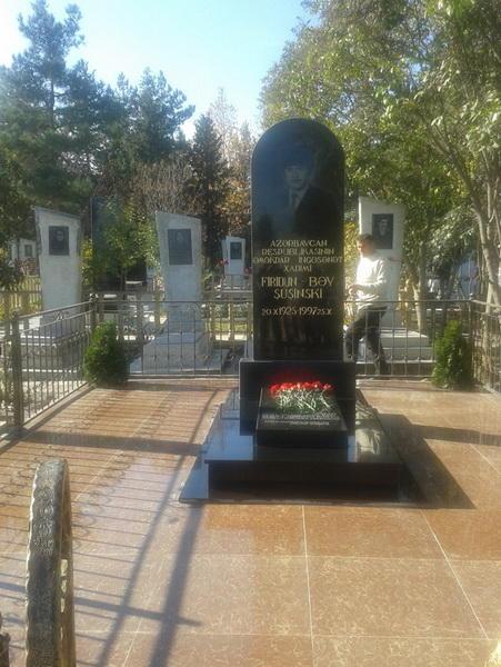 Фирудин Шушинский – 90: Вехи славной жизни