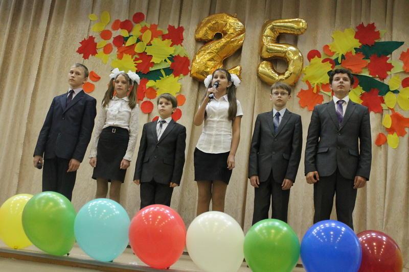 Ульяновская школа имени великого лидера Гейдара Алиева отметила юбилей
