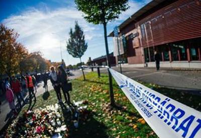 Шведские дети боятся Хэллоуина после резни в школе