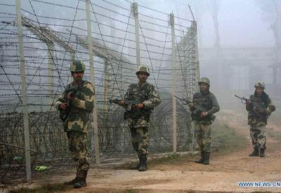 В перестрелке на границе Индии и Пакистана погибли дети