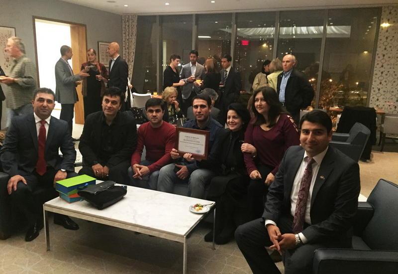 Вечер азербайджанской музыки в Канаде