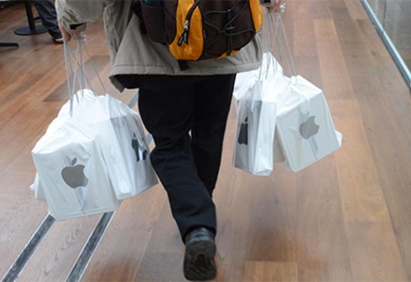 У Apple хотят отсудить 5 миллионов