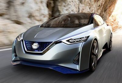 "Концепт от Nissan отберет у водителя руль <span class=""color_red"">- ФОТО</span>"