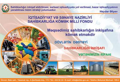 """В Азербайджане начался прием инвестпроектов <span class=""""color_red"""">- ДЕТАЛИ</span>"""