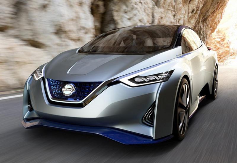 Концепт от Nissan отберет у водителя руль
