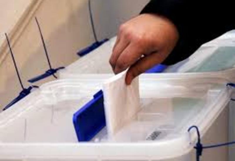 На выборах в Госдуму РФ лидирует партия «Единая Россия»