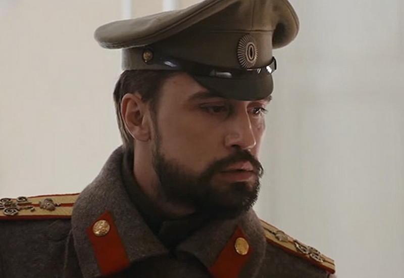 Дима Билан сыграл главную роль в фильме о войне