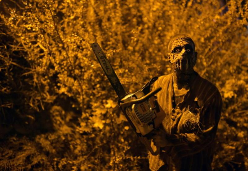 Самые лучшие фотографии с Хэллоуина