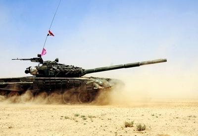 В Сирии повстанцы перешли в наступление