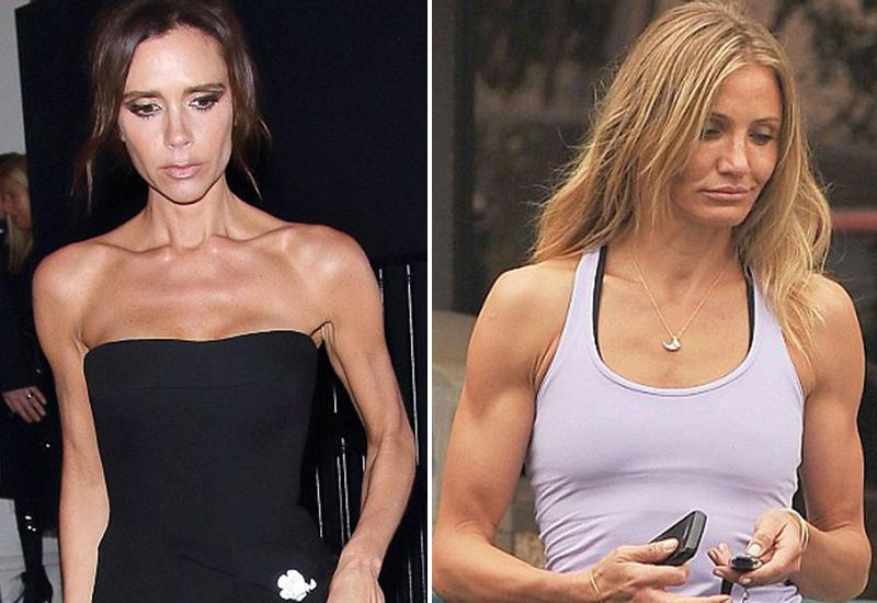Женщины-знаменитости с бицепсами, которым позавидуют мужчины