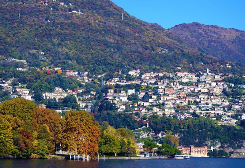 Италия: очарование и тайны озера Комо