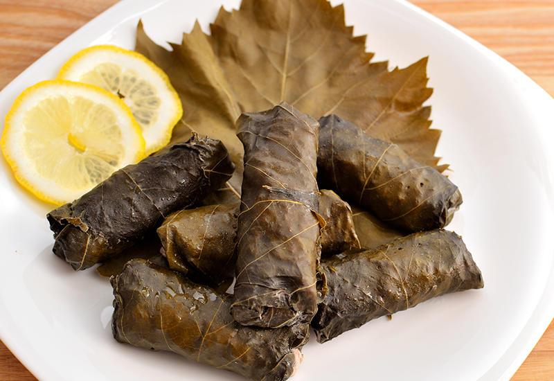 Долма - блюдо, которое должен попробовать каждый турист, прибывший в Азербайджан