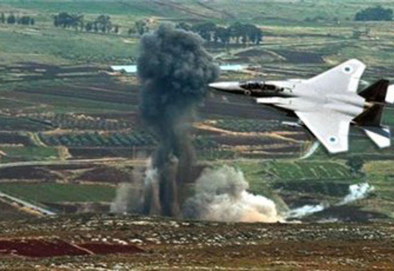 ВВС Израиля нанесли удары по сектору Газа