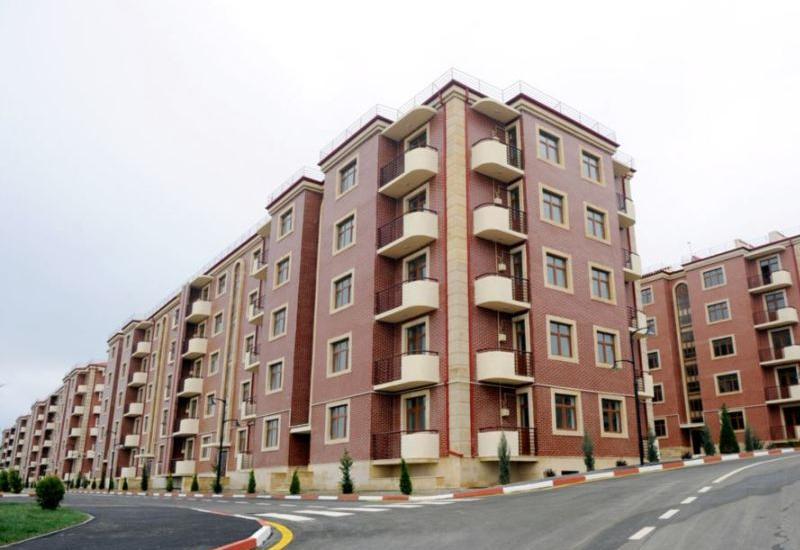 Семьям шехидов и инвалидам войны дадут 946 квартир