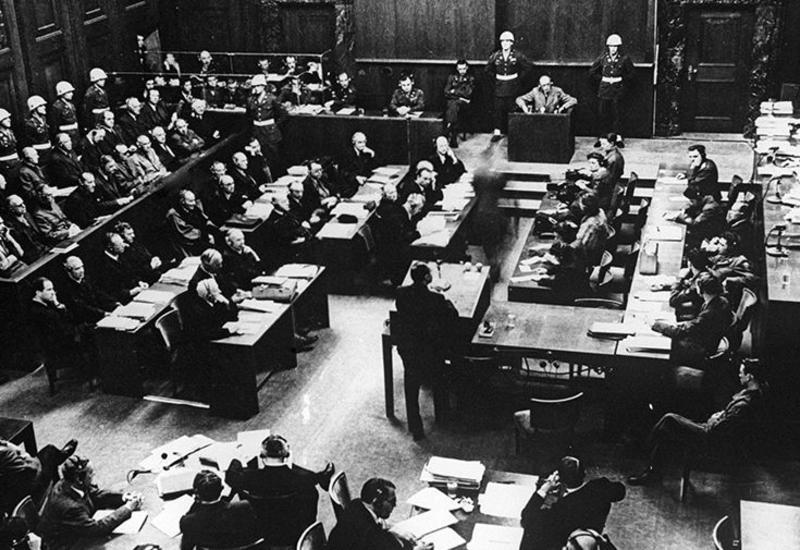 Нюрнбергский процесс для Саргсяна