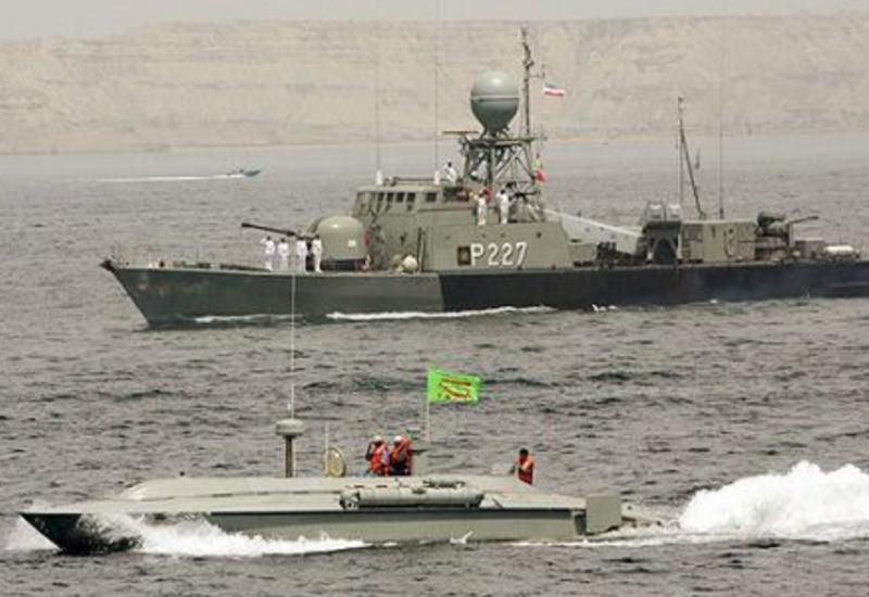 ВС Ирана проводят учения в стратегически важном заливе