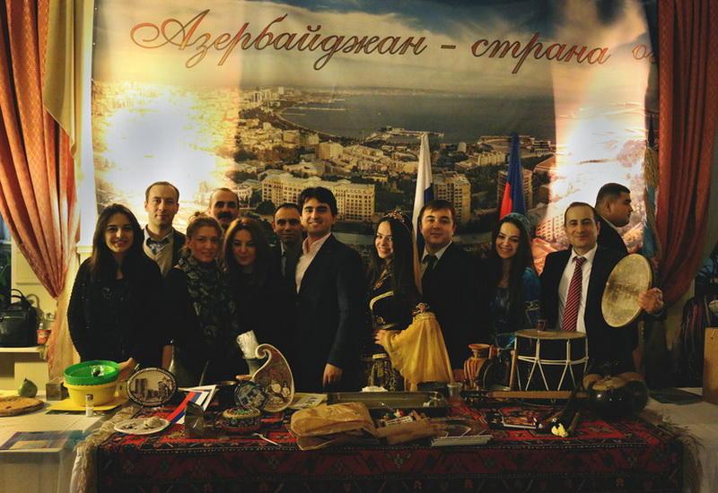Азербайджан на Международном молодежном фестивале культур