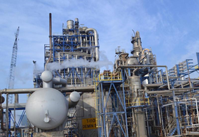 SOCAR может построить второй нефтехимический комплекс в Турции